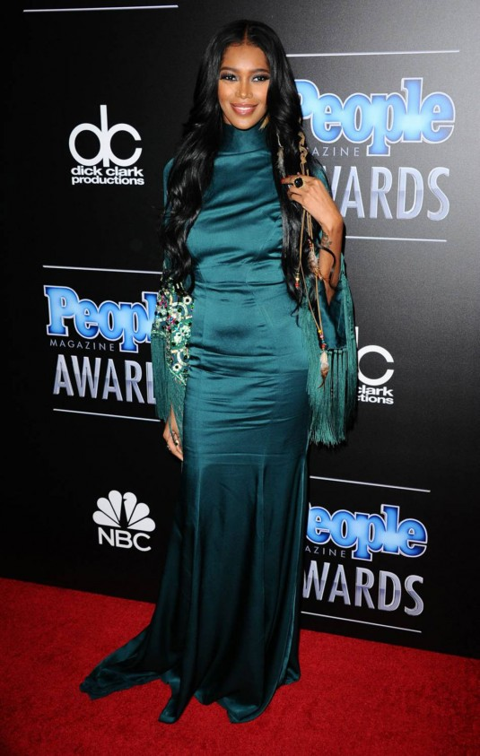 JESSICA WHITE at The People Magazine Awards