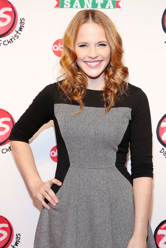 KATIE LECLERC at 25 Days of Christmas Winter Wonderland