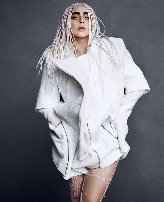 LADY GAGA - Harper's Bazaar Magazine Photoshoot by ...