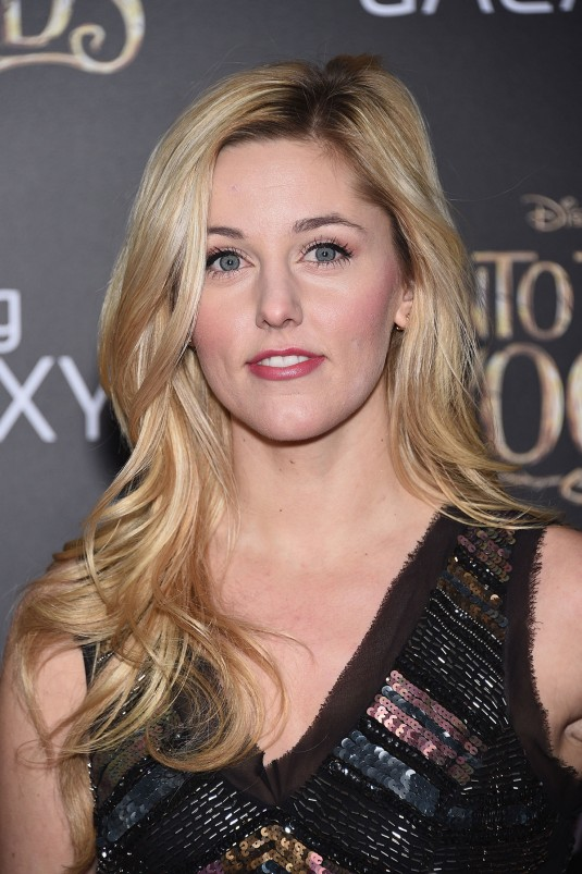 TAYLOR LOUDERMAN at Into the Woods Premiere