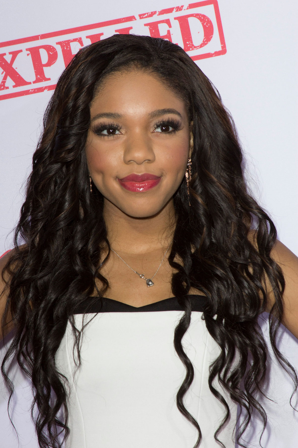TEALA DUNN at Expelled...