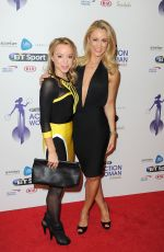 ABI GRIFFITHS at BBC Sports Personality of the Year Awards in Glasgow