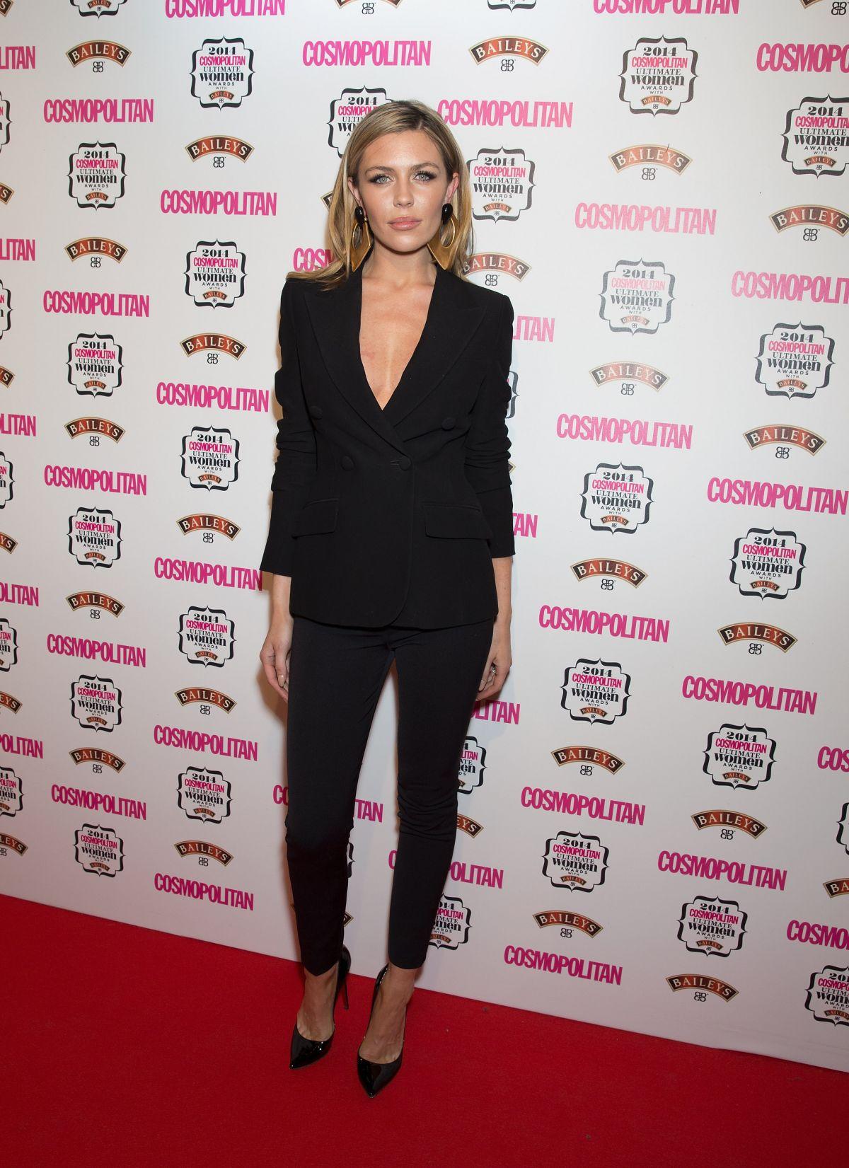 ABIGAIL ABBEY CLANCY at Cosmopolitan Ultimate Women Awards 2014 in London