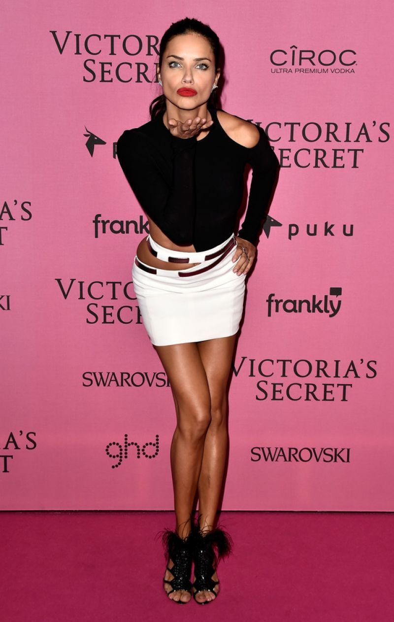 2eb439ea18a1c ADRIANA LIMA at Victoria's Secret Fashion Show Afterparty in London ...