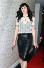 ALI LOHAN at TNG Holiday Launch Celebration in New York