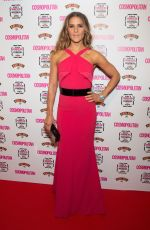 AMANDA BYRAM at Cosmopolitan Ultimate Women Awards 2014 in London