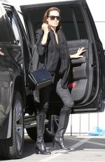 ANGELINA JOLIE Out Shopping in Los Angeles 2812
