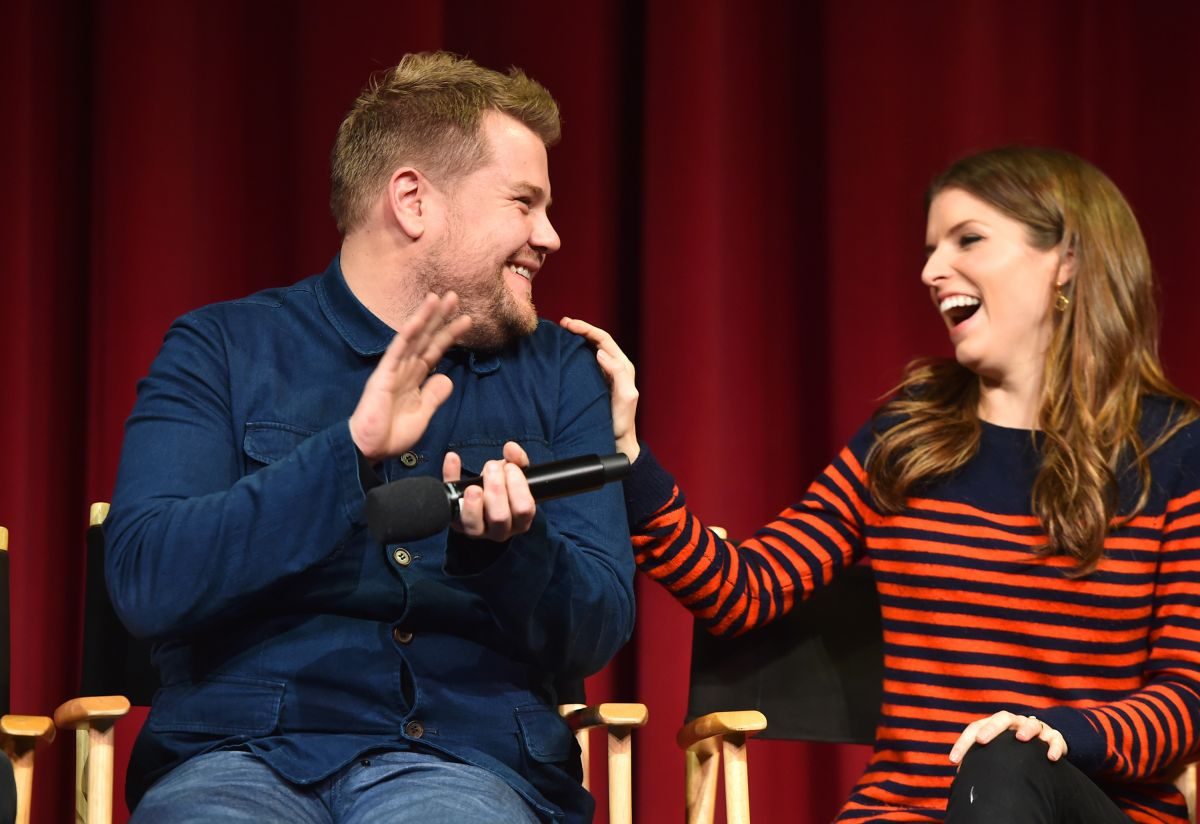 ANNA KENDRICK at Into the Woods Cast All Guild Q&A in Beverly Hills