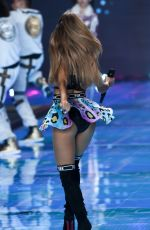 ARIANA GRANDE at 2014 Victoria's Secret Show in London