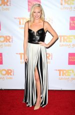 CANDICE ACCOLA at The Trevor Project: TrevorLive Event in Los Angeles