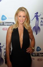 CAROLINE PEARCE at BT Sport Action Woman Awards