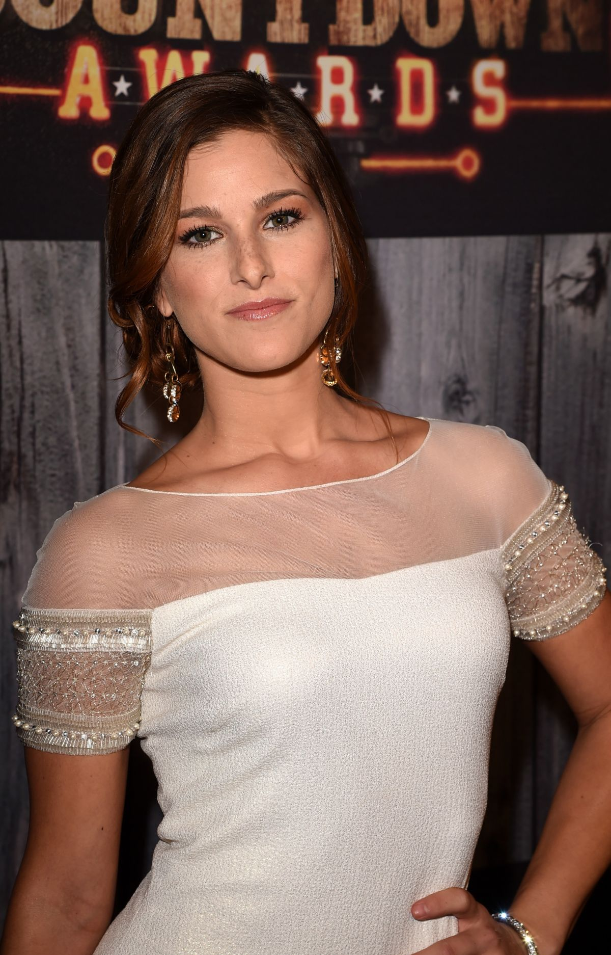 Cassadee Pope At American Country Countdown Awards 2014 In Nashville