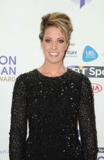 CHARLOTTE DUJARDIN at BT Sport Action Woman Awards