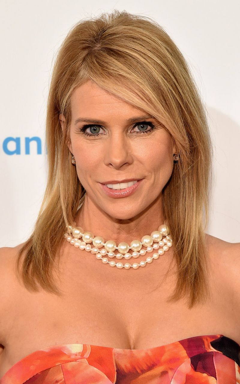 CHERYL HINES at RFK Ripple of Hope Gala in New York