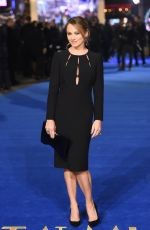 CHRISTINE TAYLOR at Night at the Museum: Secret of the Tomb Premiere in London