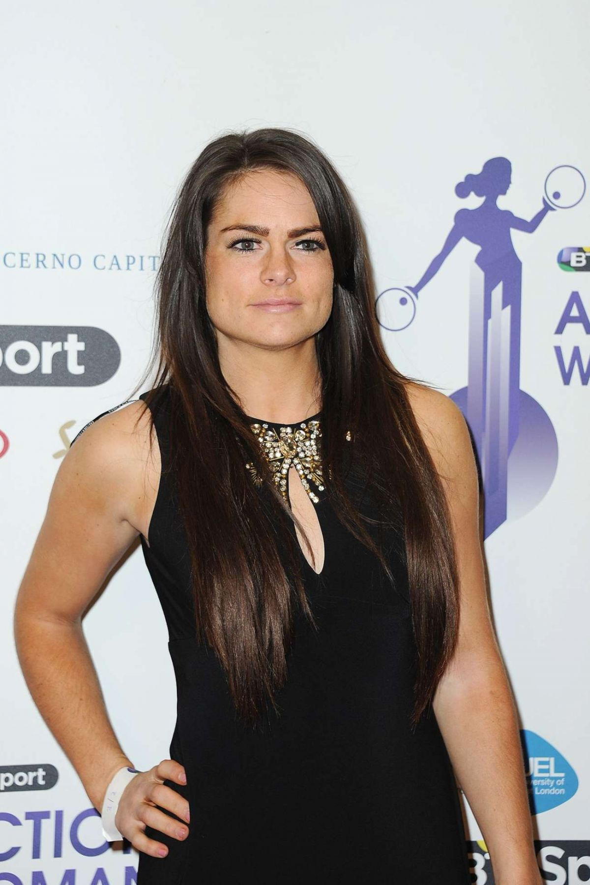CLAIRE RAFFERTY at BT Sport Action Woman Awards