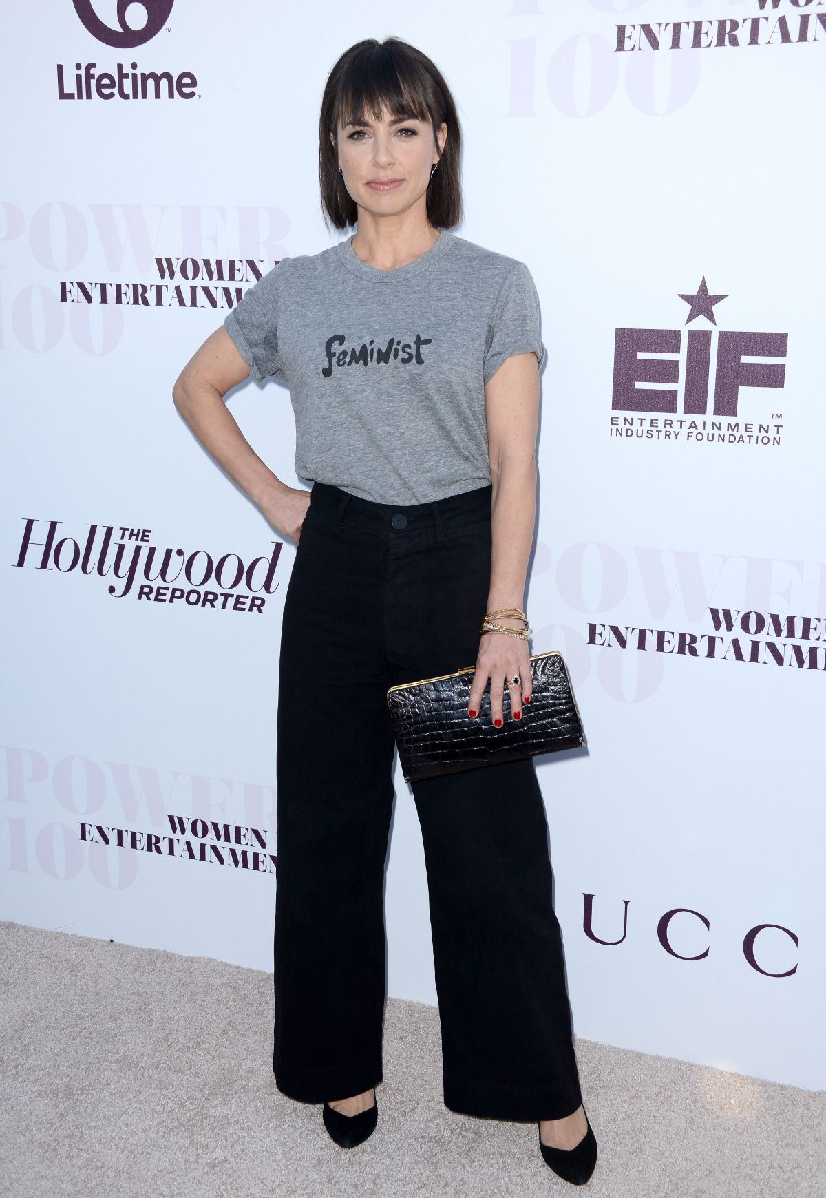 CONSTANCE ZIMMER at 2014 Women in Entertainment Breakfast in Los Angeles