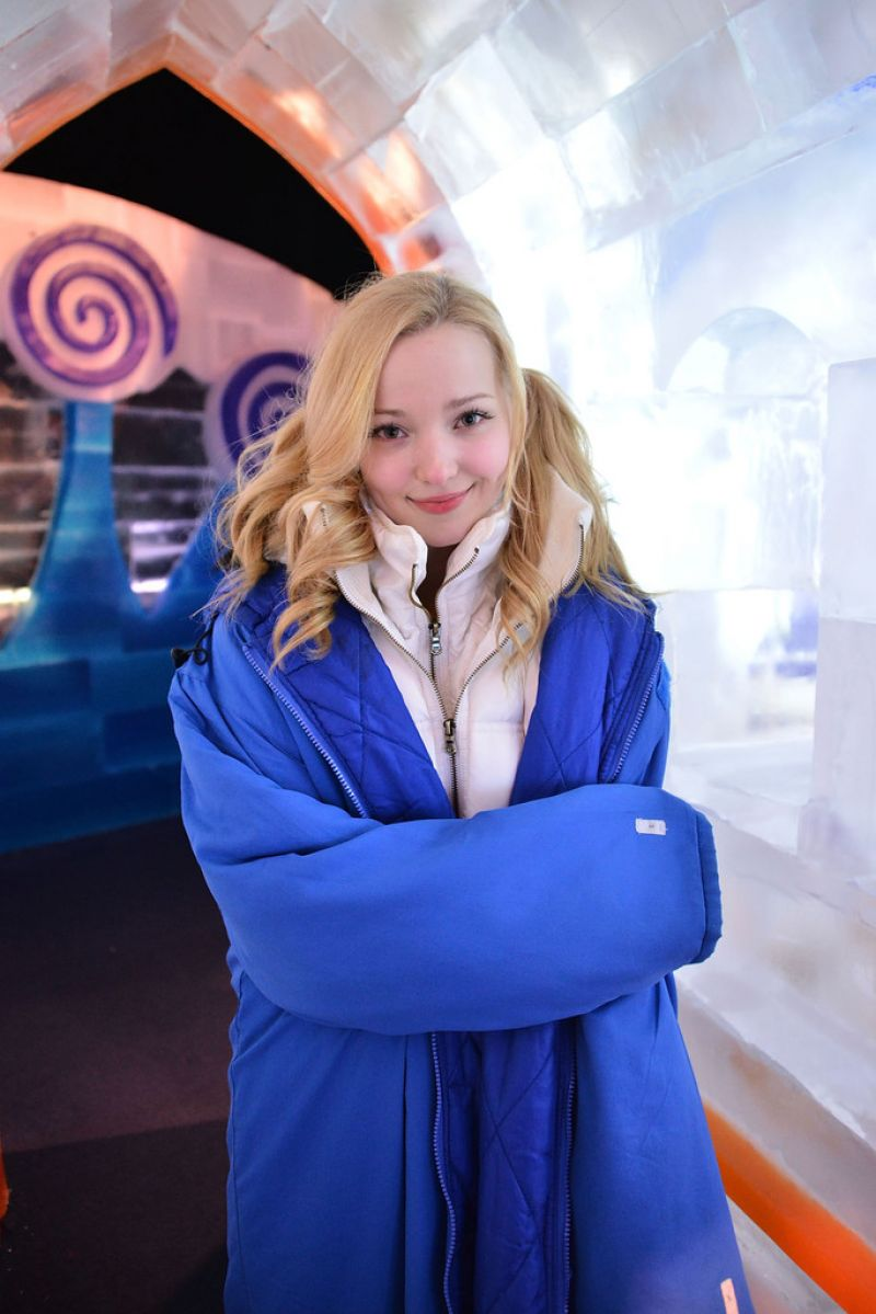 DOVE CAMERON at the Queen Mary