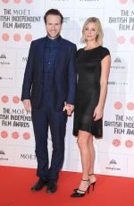 ELIZE DE TOIT at British Independent Film Awards