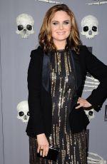 EMILY DESCHANEL at Bones 200th Episode Celebration in West Hollywood