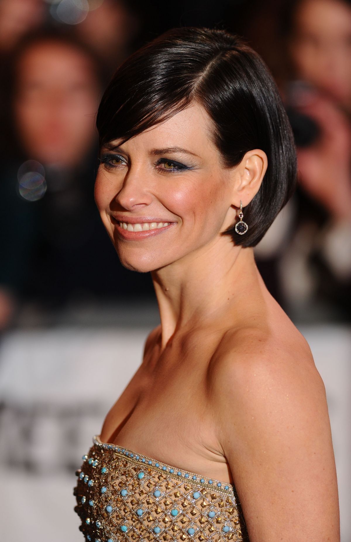 Evangeline Lilly At The Hobbit The Battle Of The Five