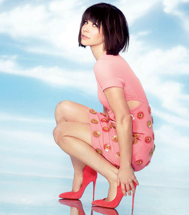 Evangeline Lilly In Ocean Drive Magazine January 2015