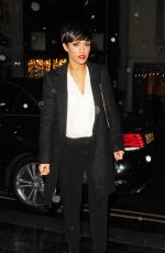 FRANKIE SANDFORD at Thomas Sabo Store Opening in London