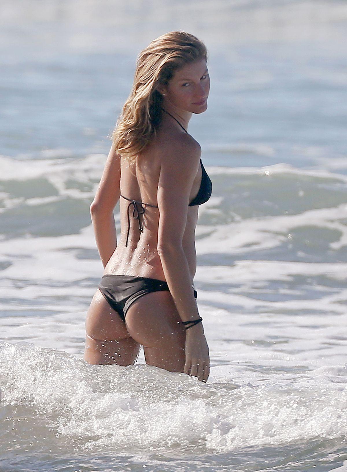 costa Gisele bundchen rica bikini