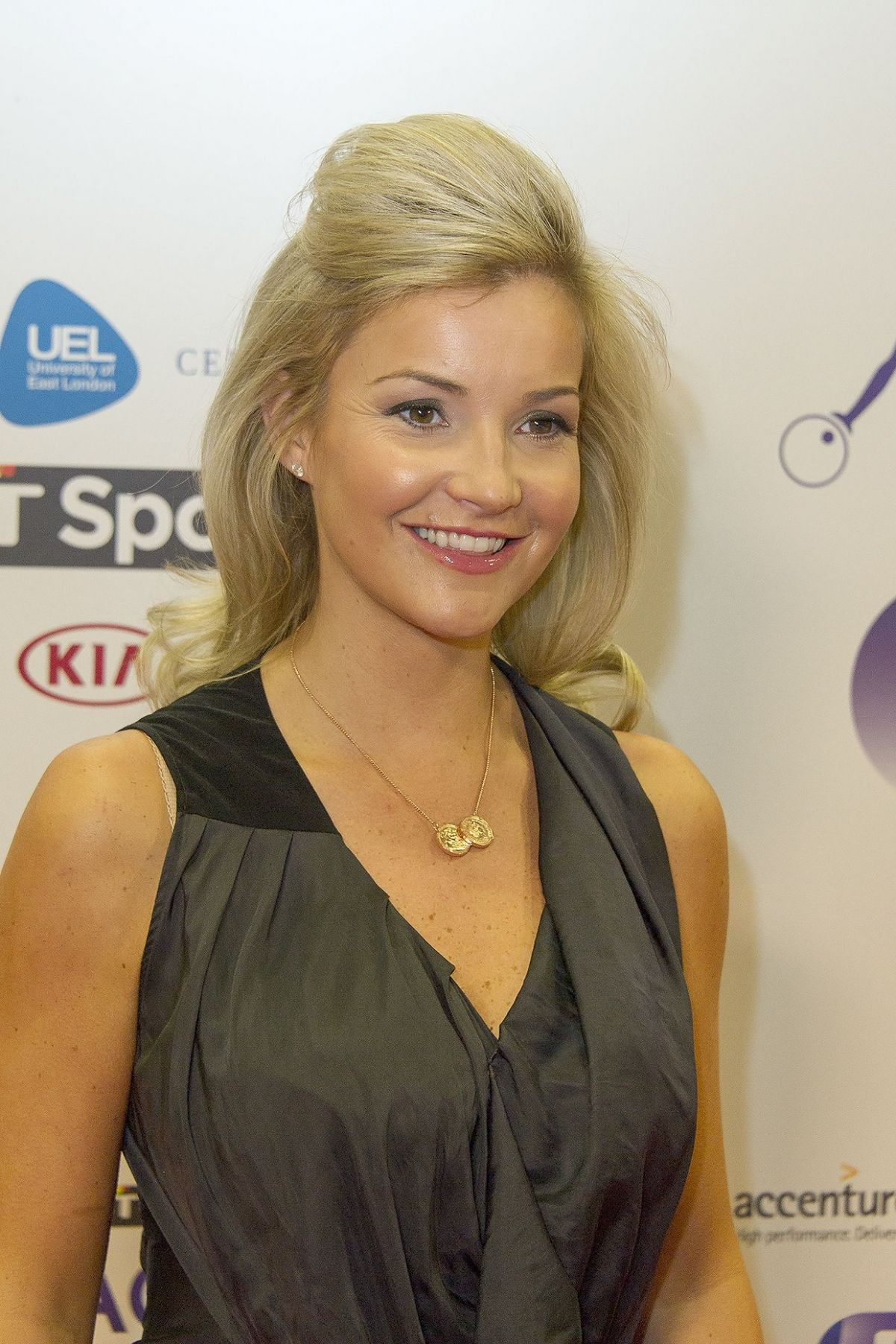 HELEN SKELTON at BT Sport Action Woman Awards