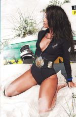 INNA in FHM Magazine, Spain January 2015 Issue