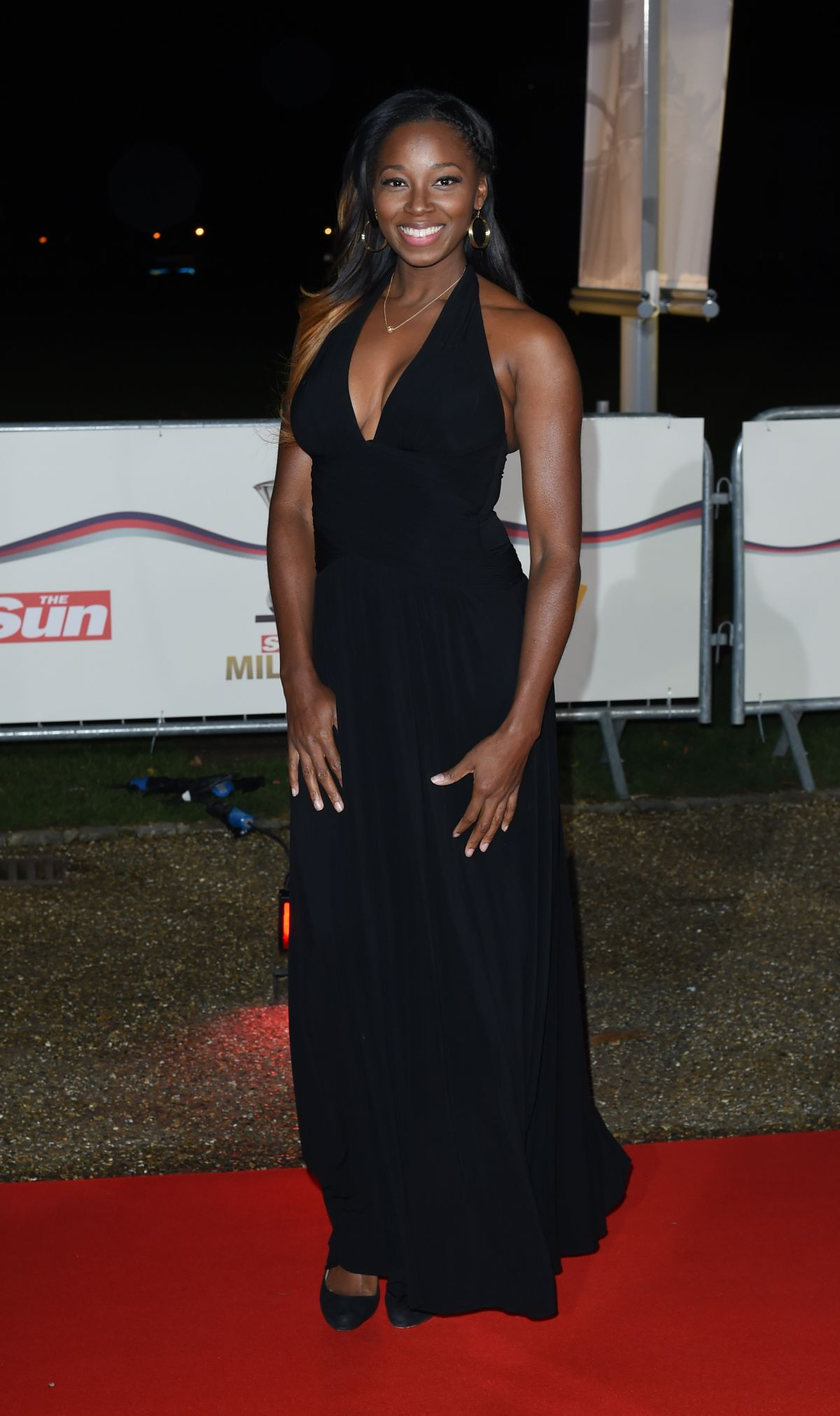 JAMELIA at A Night of Heroes: The Sun Military Awards in London