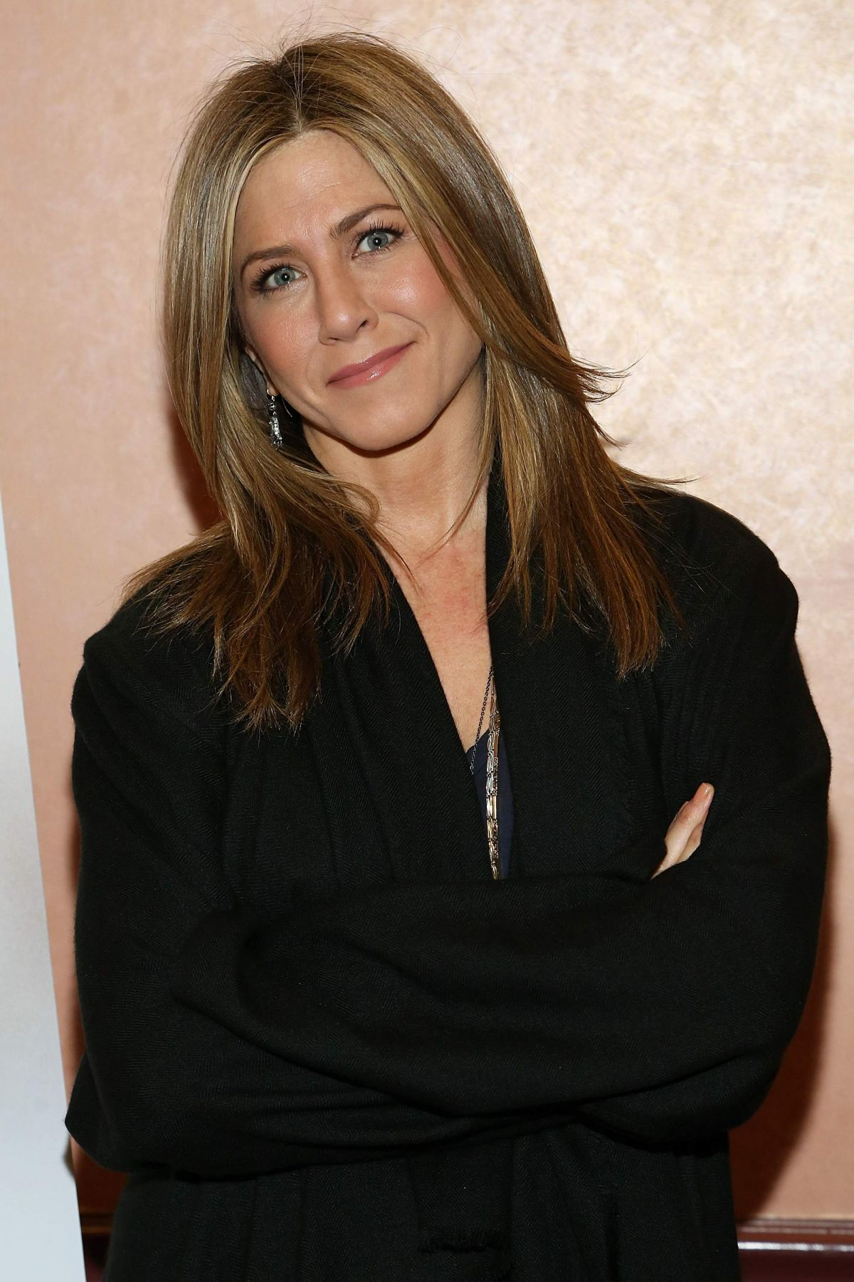 JENNIFER ANISTON at Cake Special Screening in New York