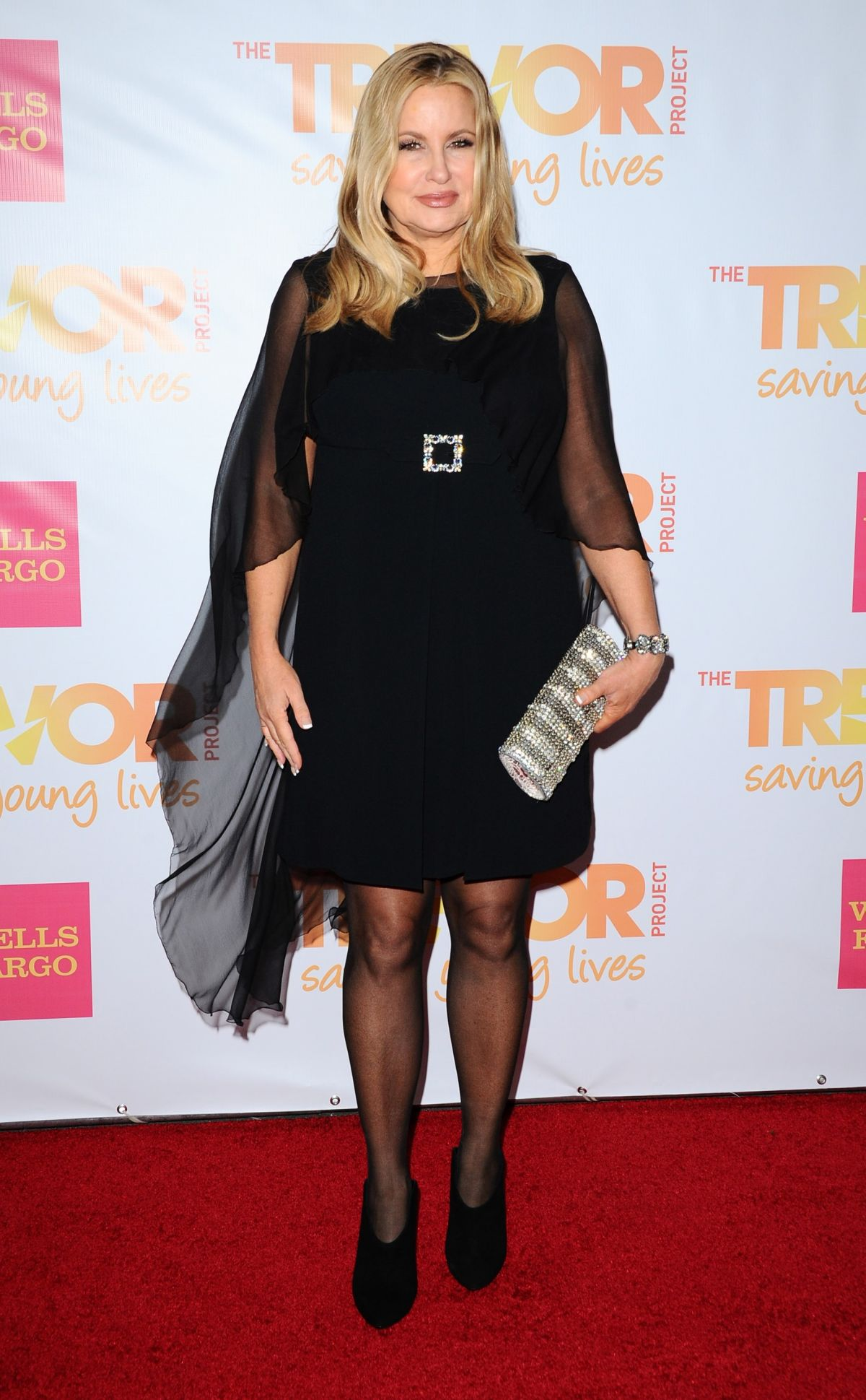 JENNIFER COOLIDGEat The Trevor Project: TrevorLive Event in Los Angeles