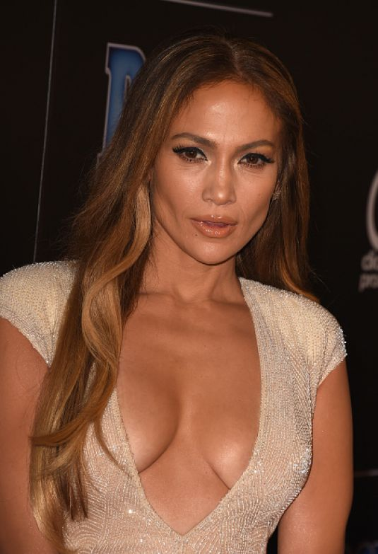 JENNIFER LOPEZ at The People Magazine Awards in Beverly Hills
