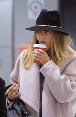 JESSICA ALBA Arrives at JFK Airport in New York 0912