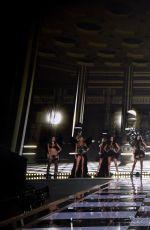 JOAN SMALLS at 2014 Victoria's Secret Show in London