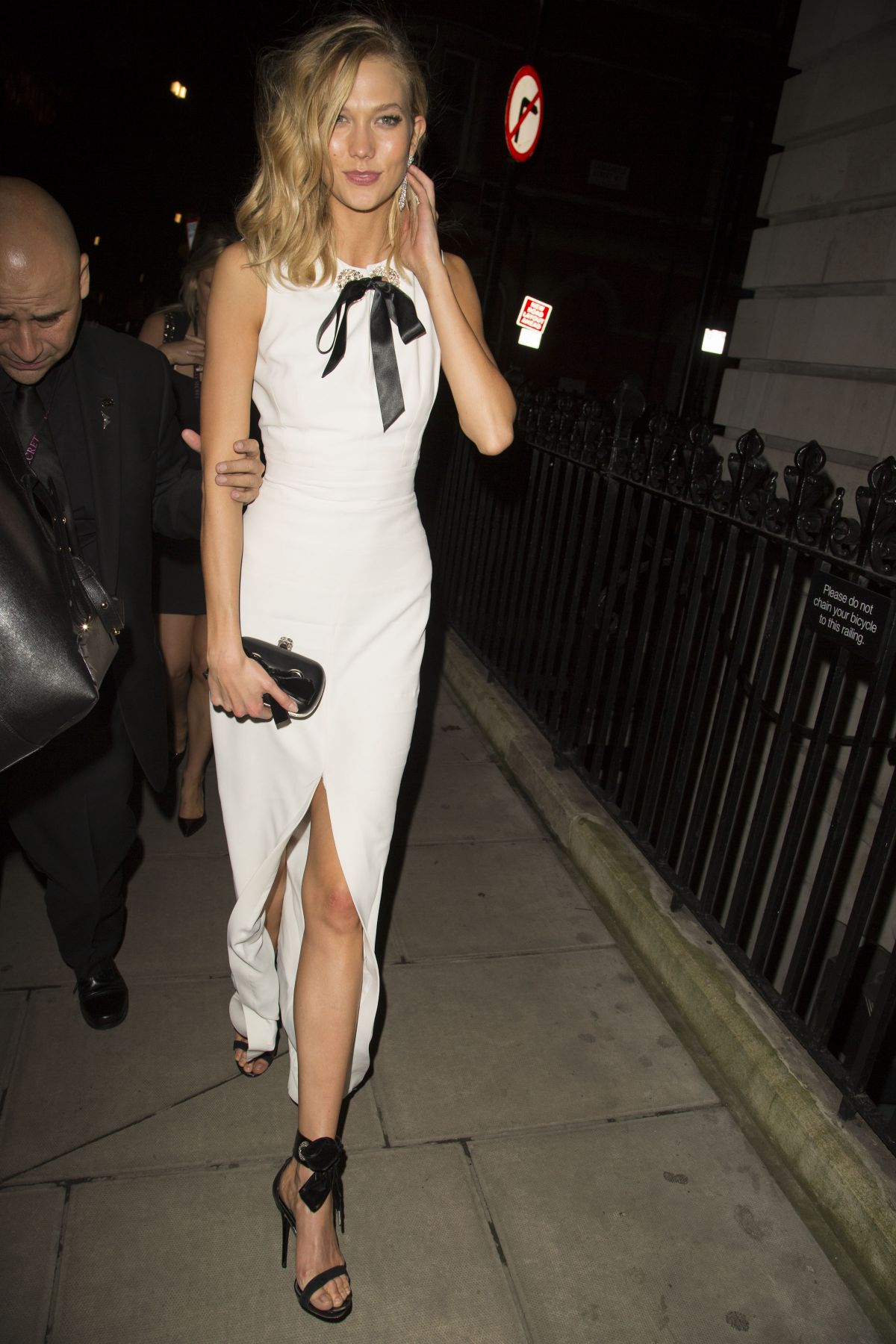 f3948894f5f KARLIE KLOSS at Victoria s Secret Fashion Show Afterparty in London ...