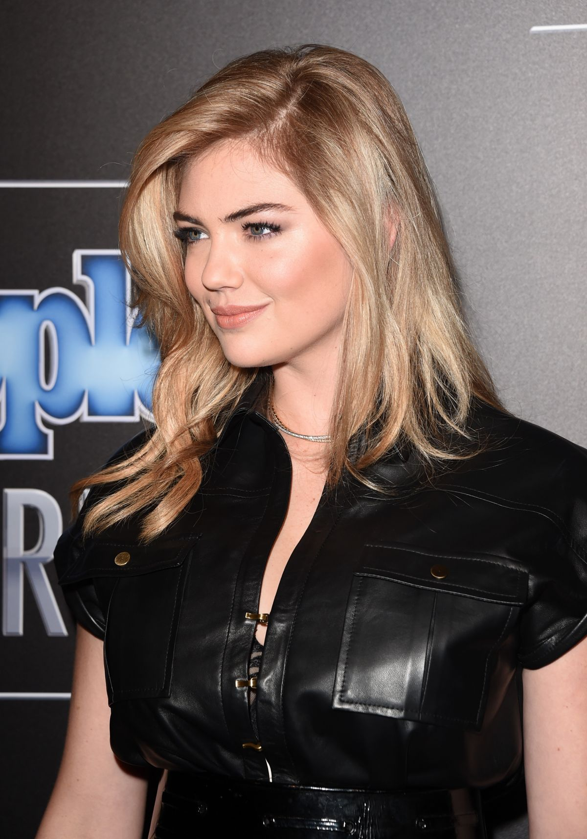 KATE UPTON at The People Magazine Awards in Beverly Hills