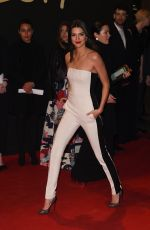 KENDALL JENNER at British Fashion Awards 2014 in London