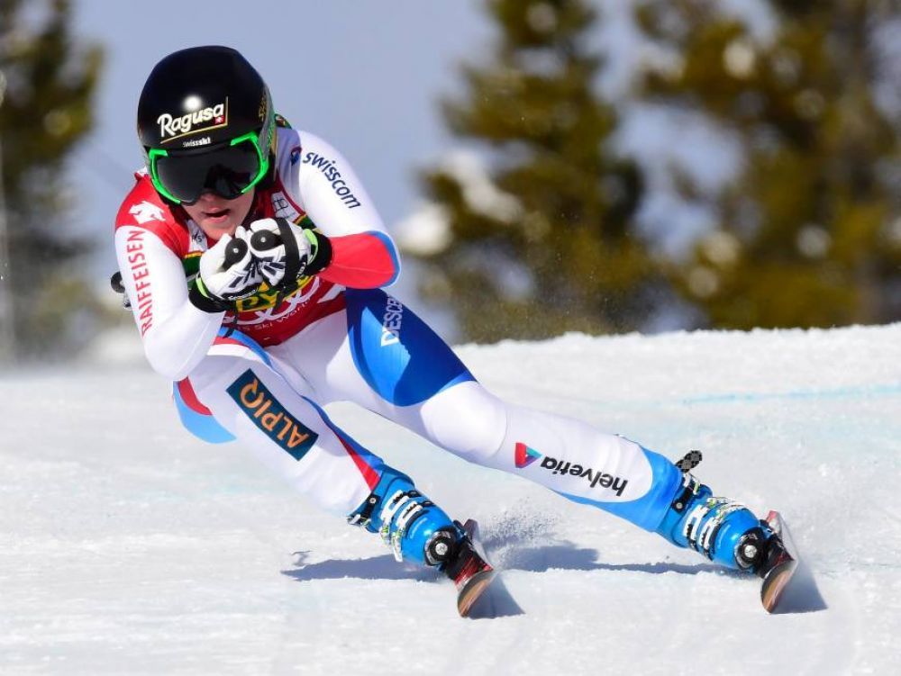LARA GUT Wins Super-G in Lake Louise