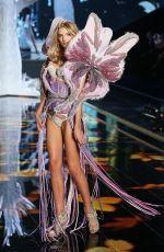 LILY DONALDSON at 2014 Victoria's Secret Show in Londo