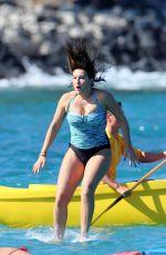 MARISKA HARGITAY in Swimsuit in Hawaii