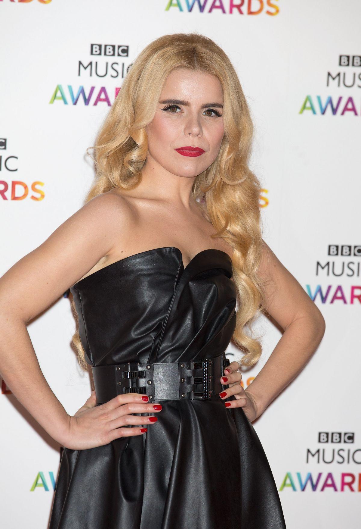 PALOMA FAITH at BBC Music Awards in London - HawtCelebs - HawtCelebs
