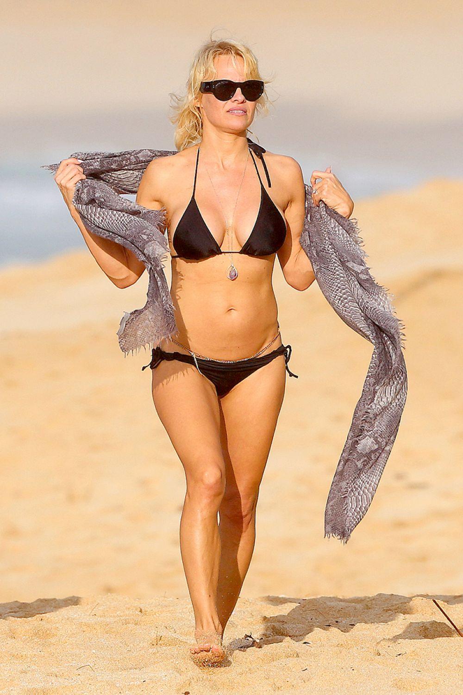 anderson bikini Pamela