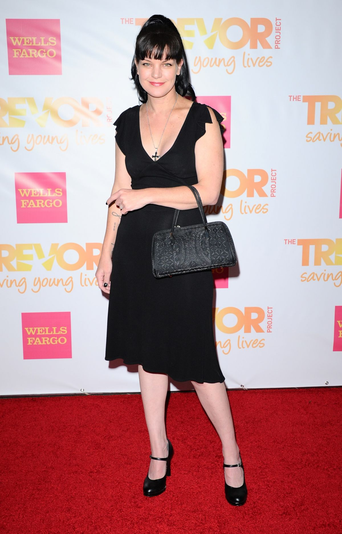 PAULEY PERRETTE at The Trevor Project: TrevorLive Event in Los Angeles