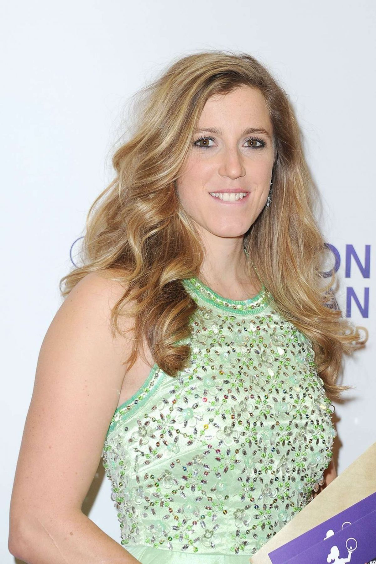 RACHEL ATHERTON at BT Sport Action Woman Awards