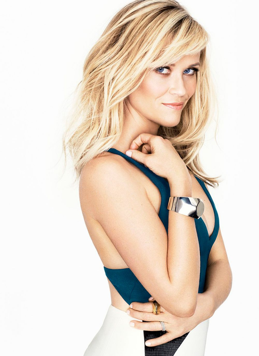 Reese Witherspoon In Glamour Magazine January 2015 Issue