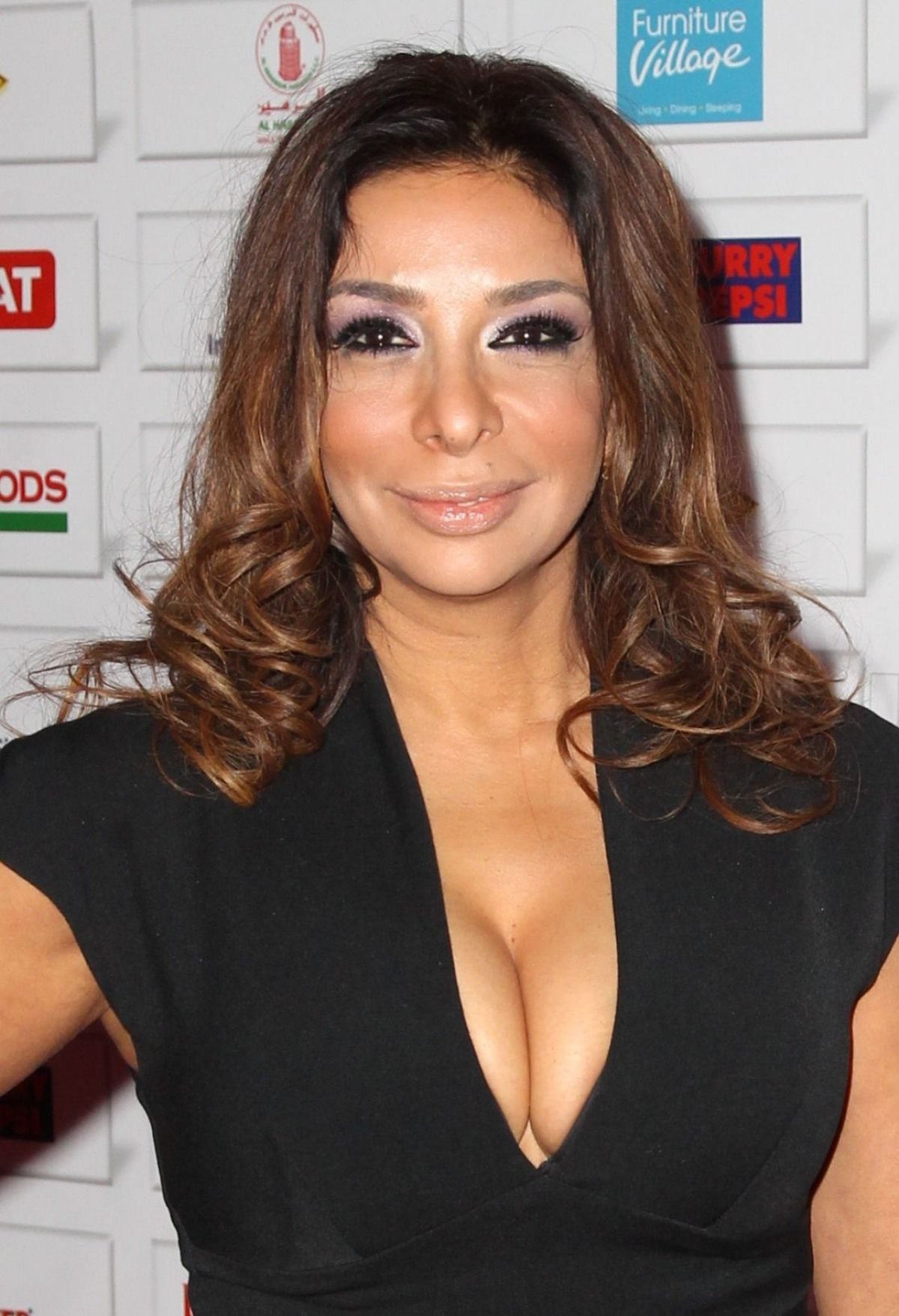 SHOBNA GULATI at British Curry Awards