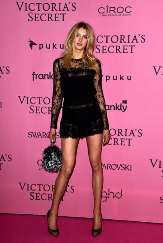 SIGRID AGREN at Victoria's Secret Fashion Show Afterparty in London
