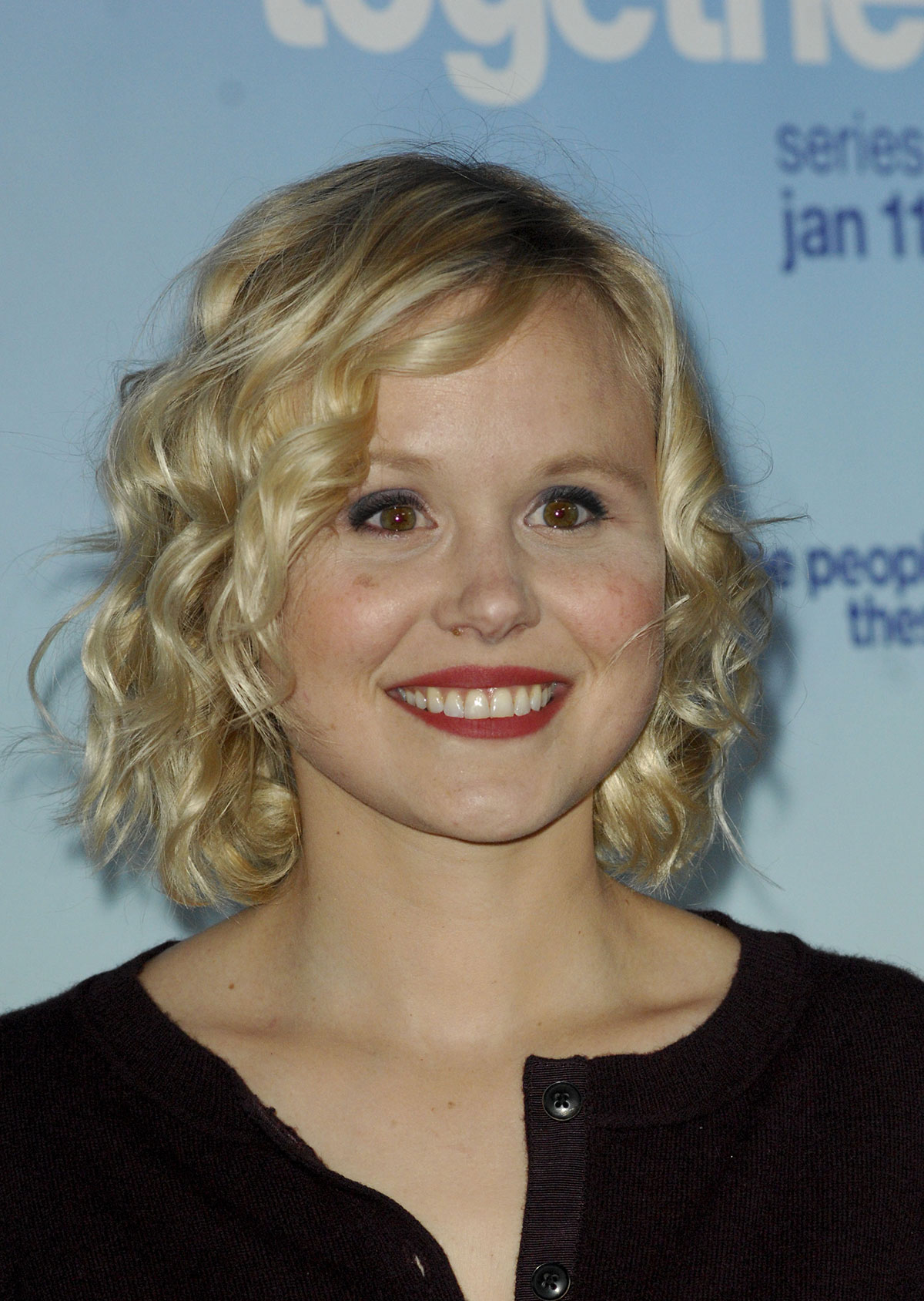 alison pill at togetherness premiere in hollywood hawtcelebs